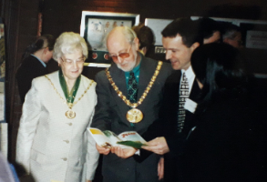 The launch of Supported Lodgings in 1999.
